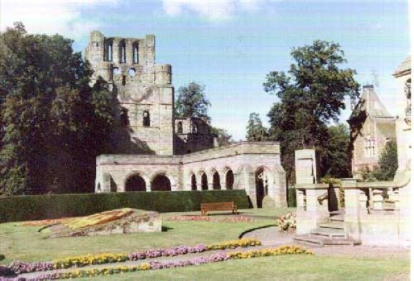 kelso abbey