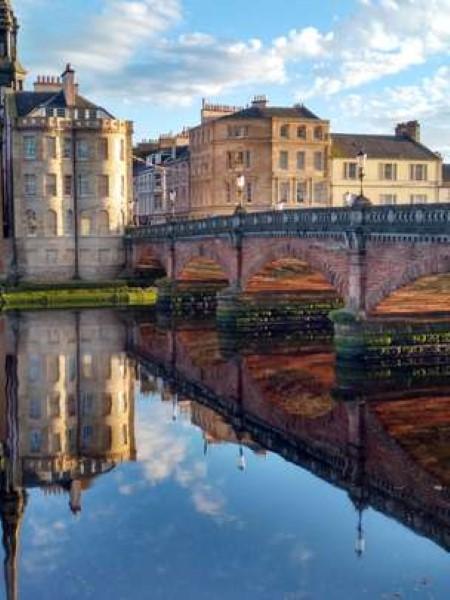 Summer - Ayr New Bridge