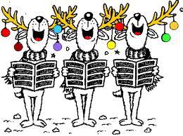 reindeer-singing